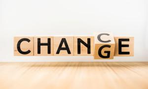 """CHANGE"" & ""CHANCE"" concept"